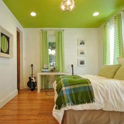 Цветные матовые натяжные потолки цены